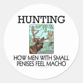 捜すこと。 小さい陰茎を搭載する人がたくましい男性をいかに感じるか ラウンドシール