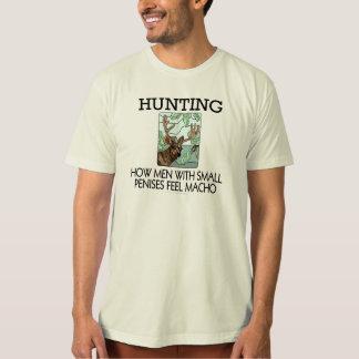 捜すこと。 小さい陰茎を搭載する人がたくましい男性をいかに感じるか Tシャツ