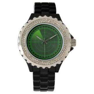 捜索用レーダの腕時計 腕時計