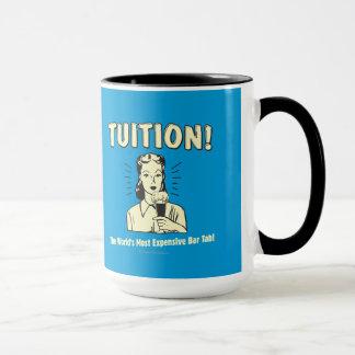授業料: ほとんどの高いバータブ マグカップ