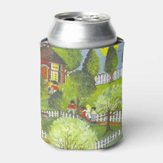 授業日 缶クーラー