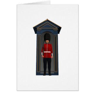 掘っ建て小屋の女王の近衛兵 カード