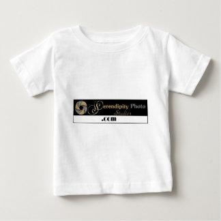 掘り出し上手の写真のスタジオ ベビーTシャツ