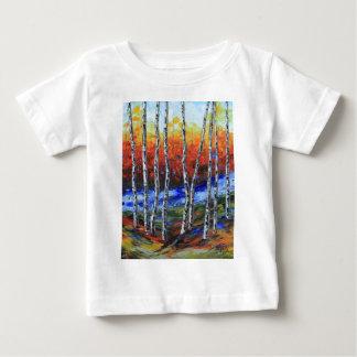 掘り出し上手 ベビーTシャツ