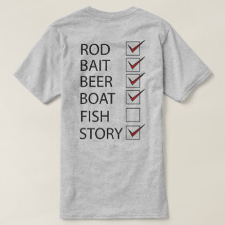採取は背部おもしろいで軽いTシャツのリストを点検します Tシャツ