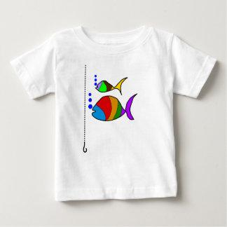採取 ベビーTシャツ