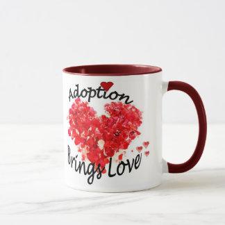 採用は愛コーヒー・マグを持って来ます マグカップ