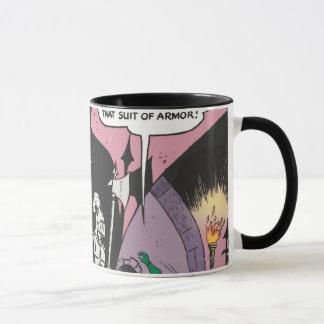 探偵の漫画#246 マグカップ