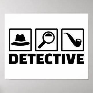探偵 ポスター