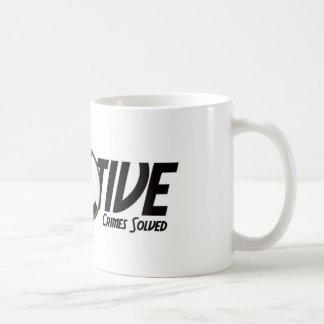 探偵: 解決する罪 コーヒーマグカップ