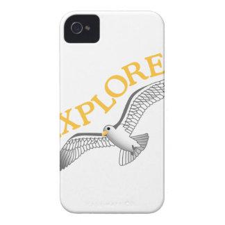 探検して下さい Case-Mate iPhone 4 ケース