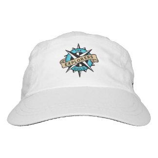 探検家の冒険の帽子 ヘッドスウェットハット