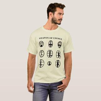 探知器のコイル-ワイシャツを検出する金属 Tシャツ