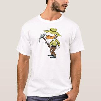 探鉱者 Tシャツ