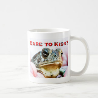 接吻するべき挑戦 コーヒーマグカップ