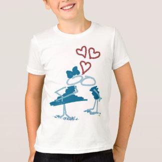 接吻 Tシャツ