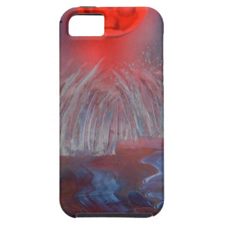 接近の嵐の波 iPhone SE/5/5s ケース
