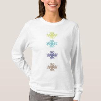控え目なシンプル Tシャツ
