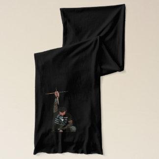 控え目な滞在 スカーフ