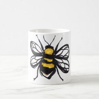 控え目な《昆虫》マルハナバチのマグ コーヒーマグカップ
