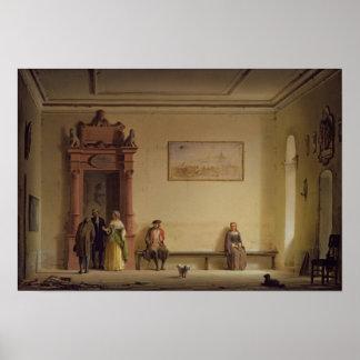 控室1857年 ポスター
