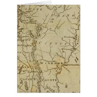 描かれ、刻まれるバーモント州 カード