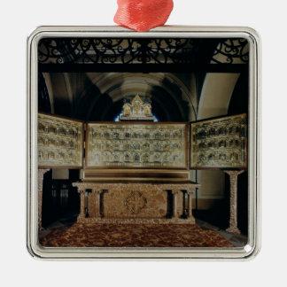 描写していてパネルがVerdunerの祭壇、 メタルオーナメント