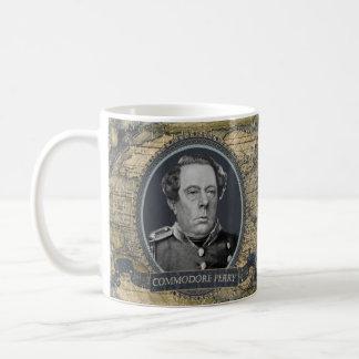 提督のペリーの歴史的マグ コーヒーマグカップ