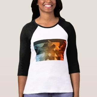 提示のための概念として科学の研究 Tシャツ