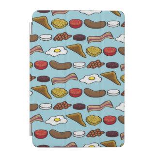 揚げられていた朝食 iPad MINIカバー