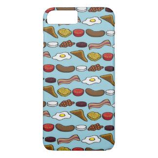 揚げられていた朝食 iPhone 8 PLUS/7 PLUSケース