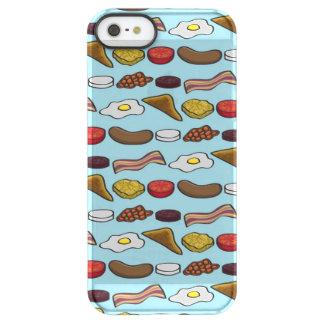 揚げられていた朝食 PERMAFROST® iPhone SE/5/5sケース