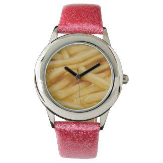 揚げ物の時間 腕時計