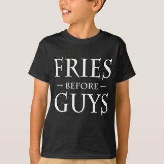 揚げ物 Tシャツ
