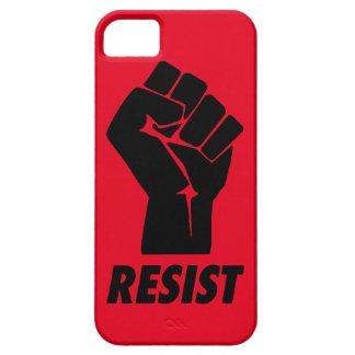 握りこぶしに抵抗して下さい iPhone SE/5/5s ケース