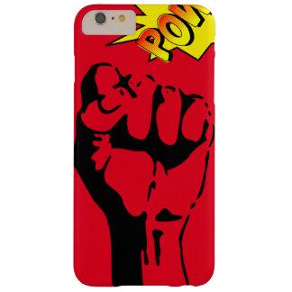 握りこぶしの捕虜 BARELY THERE iPhone 6 PLUS ケース