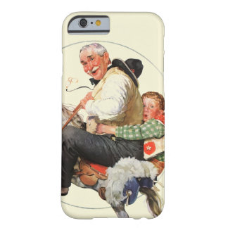 揺り木馬のGramps Barely There iPhone 6 ケース