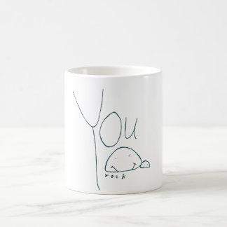 揺れます コーヒーマグカップ