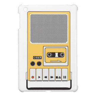 携帯用カセット・テープ・レコーダ iPad MINIケース