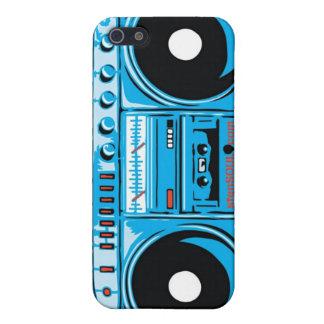 携帯用ステレオのEYEPhone 4の場合 iPhone 5 Case