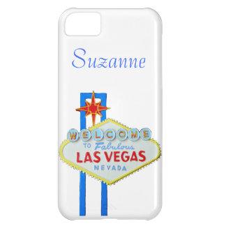 携帯電話のためのラスベガスの喜ばしい徴候 iPhone5Cケース