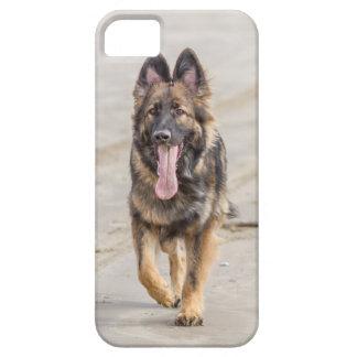 携帯電話の箱のジャーマン・シェパード犬のアルザス人 iPhone SE/5/5s ケース
