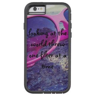 携帯電話の箱 TOUGH XTREME iPhone 6 ケース