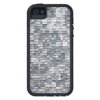 携帯電話カバー、石板の煉瓦 iPhone SE/5/5s ケース