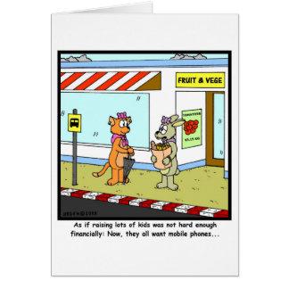 携帯電話手形 カード