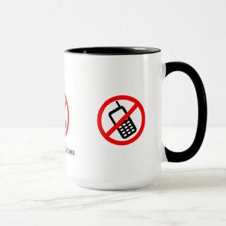 携帯電話 マグカップ