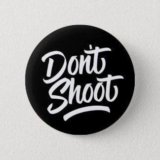 撃たないで下さい 缶バッジ