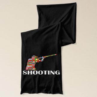 撃つこと スカーフ