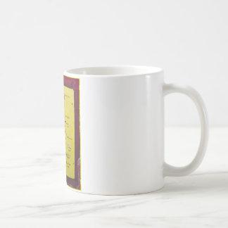 操作のゴム鶏 コーヒーマグカップ