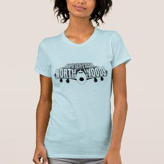 操作のNorthwoodsのスコップ Tシャツ